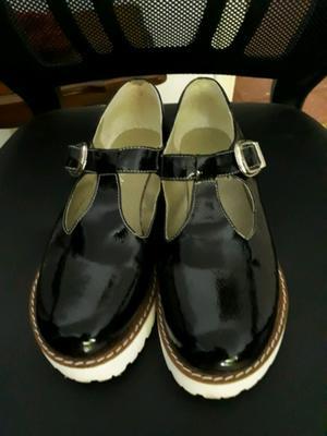 Zapatos de Charol TALLE 38
