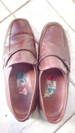 Zapatos de vestir de cuero para Hombre, 37T.