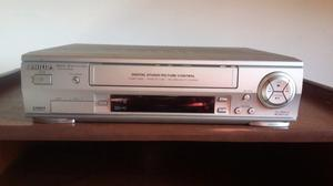 Reproductor de video VHS Philips