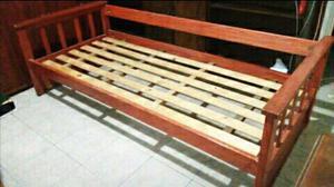 Cama de venta en almagro posot class for Sillon cama usado