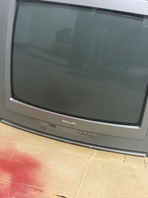 Tv Philips 21 pulgadas con control remoto