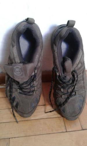 Vendo zapatillas marca Timberland, Talle 40