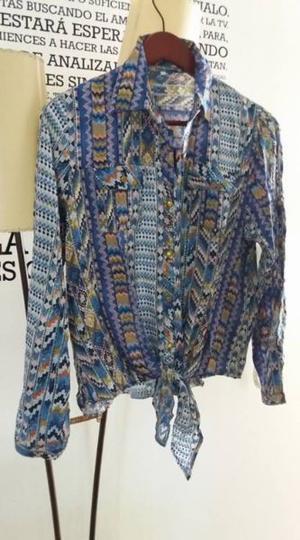 Camisa nueva mangas larga talle L
