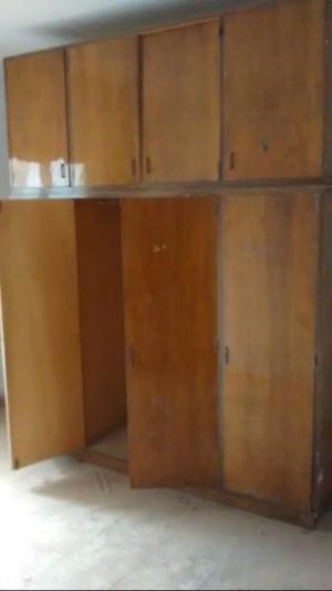 Placard madera natural