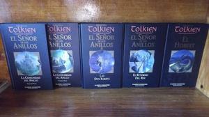Trilogía El Señor De Los Anillos + el Hobbit