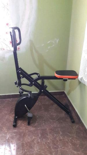 Bicicleta fija p/gimnacia