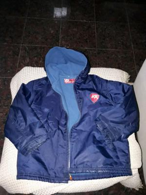 "CAMPERA COLOR AZUL ""Archie"" talle 4"