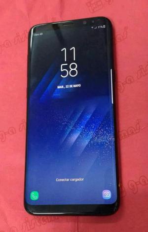 Samsung galaxy S8 plus libre de fabrica