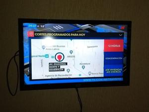 Smart TV LED BGH 32 Pulgadas