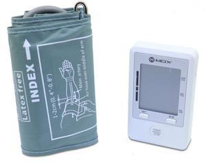 Tensiómetro Digital Automático Brazo Mox+termometro