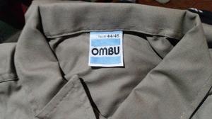 Camisa de trabajo Ombu,camisas nuevas. $200 !