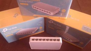 Switch TP LINK 8 puerto desktop TL SF D