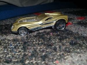 Auto hotwheels de coleccion