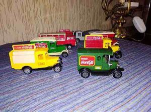 Autos De Colección De Coca Cola