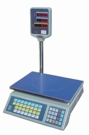 Balanza Comercial digital 40kg Bandeja Acero Nuevas