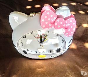 reloj hello kitty nuevo 200$ dia del niño cumple
