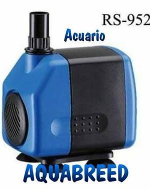Bomba De Agua Rs L/h,2.5 Mts, Estanque,fuente,envios
