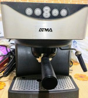 Cafetera express atma 2 pocillos