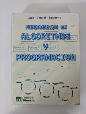 Fundamentos De Algoritmos Y Programacion F. Lage