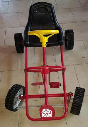 Karting De Metal A Pedal Niños
