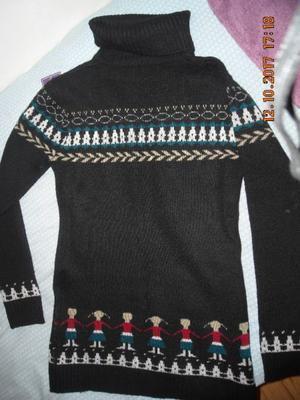 Sweater Nuevo Sin Uso Con Etiqueta T:m/l Estilo