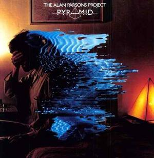 The Alan Parsons Project: Pyramid - Lp 180 Grs Nuevo Import