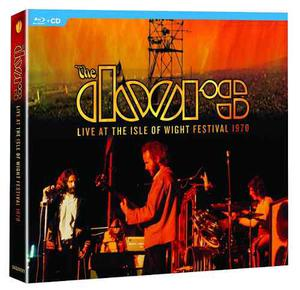 The Doors Live At The Isle Of Wight  Blu-ray + Cd Nuevo