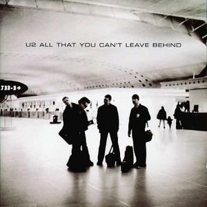 U2 All That You Can't Leave Behind Vinilo 180 Gr Nuevo Impor