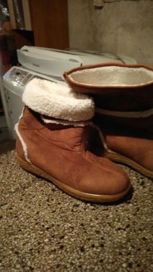 Vendo botas usadas en muy buen estado