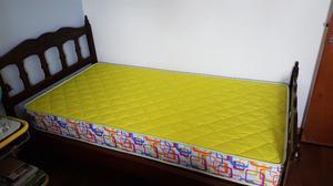 Vendo cama Plaza y Media de estilo