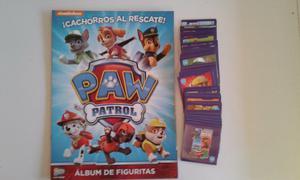 Vendo colección completa de figuritas de Paw Patrol