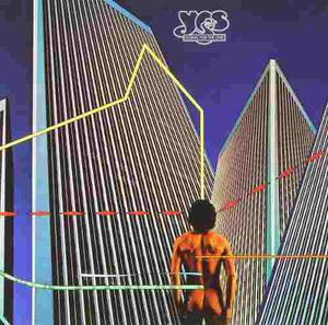 Yes Going For The One Limited Ed. Vinilo Azul 180g Nuevo Imp