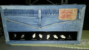 Amplificador valvular 40 watts clon Goldentone