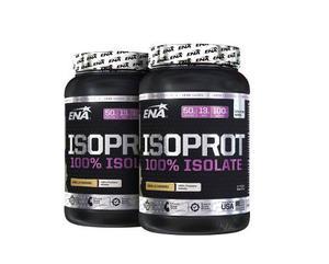 Promo X 2 Isoprot 100% Isolate 2 Lbs. C/u Ena Sport Isolada