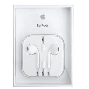 Auriculares Apple Earpods Original 100% Iphone 4 5 Se 6 Plus