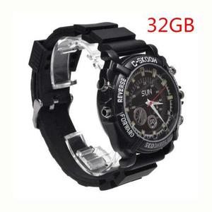 Cámara Del Reloj Pulsera De 32 Gb Spy Video Hd p Oculta