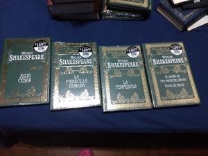 Vendo Libros de Cervantes y Shakespeare