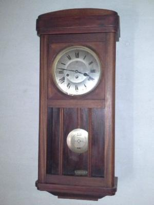 Antiguo Reloj Carillon De Pared Junghans Wurttemberg Funci