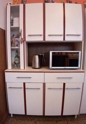 Kit Cocina 8 Puertas.120 Cm.2 Cajones Origenargentina Usado