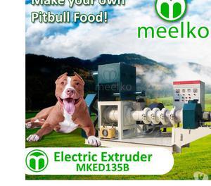 Meelko Extrusora para pellets alimento de perros MKED135B