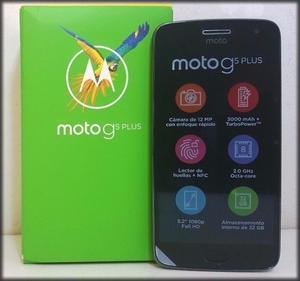 Moto G5 Plus. Nuevo. Libre de fabrica.