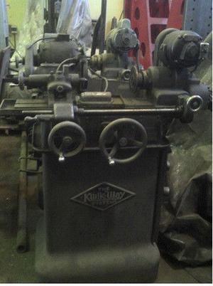 Rectificadora de pistones y cilindros