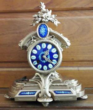 Reloj De Mesa Paris,hermoso.