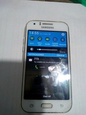 Samsung j1 4g lte Libre con detalle ver foto
