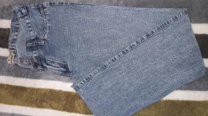 Scombro jeans nevado vintage elastizado talle