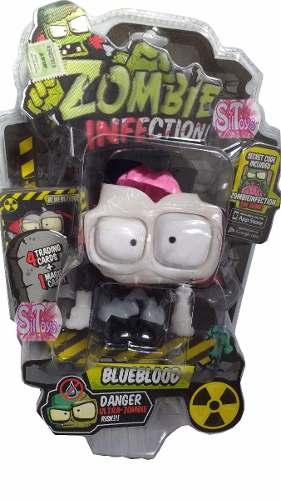 Zombie Infection Figuras...6 Modelos!!!!!!!