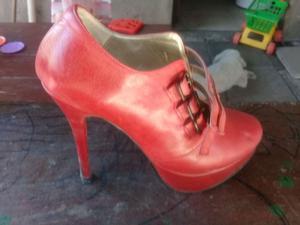 vendo zapato de cuero