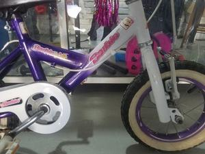 Bicicleta Rodado 12 de Niña Restaurada