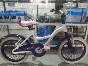 Bicicleta de Paseo de Niña Rodado 16 Restaurada