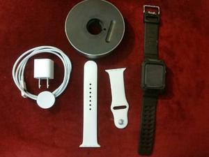 Reloj Apple Watch 2 Acero Inoxidable Nuevo C/accesorios 42mm